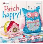 CrHo Buch Patch happy! OZ creativ