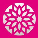 Efco Stanzer Mandala Sonnenblume ~ 28 mm