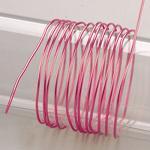 Efco Aludraht eloxiert Ø 1 mm rosa