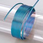 Efco Aludraht eloxiert ø 2 mm blau