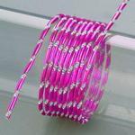 Efco Aludraht eloxiert Diamant ø 2 mm pink