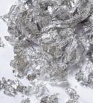 Rayher Deco-Metall-Flocken, silber, SB-Ka. 1 Gramm