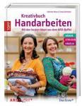 Frech Kreativbuch Handarbeiten Modelle aus dem ARD Buffet. Nähen,