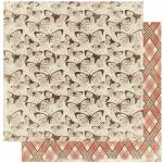"""Rayher Scrapbookingpapier """"Carefree-Relaxed"""", Authentique"""