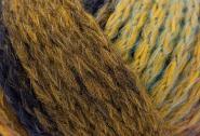 Fashion Elegance marine-gelb, Wolle 50g, Rico Design