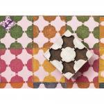 Rayher Blockwallah Stempel: Orient, 4,5x4,5cm