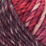 Melange Super  Chunky fuchsia hummer