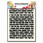 Dutch Doobadoo Dutch Mask Art Bricks A5 14,8 x 21 cm