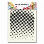 Dutch Doobadoo Dutch Mask Art Faded Dots A5 14,8 x 21 cm