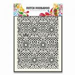 Dutch Doobadoo Dutch Mask Art Flower A5 14,8 x 21 cm