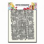 Dutch Doobadoo Dutch Mask Art Burlap A5 14,8 x 21 cm