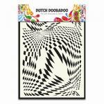 Dutch Doobadoo Dutch Mask Art Pop Art A5 14,8 x 21 cm