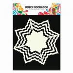 Dutch Doobadoo Dutch Shape Art 5 star 16 x 16 cm