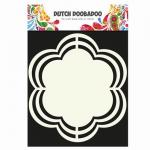 Dutch Doobadoo Dutch Shape Art flower 16 x 16 cm