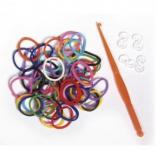 Fashion Loom Bands basic 200 Ringe