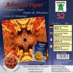 Efco Adventus Papier 10 x 10 cm 32 Blatt / 80 g/m² Natur 3