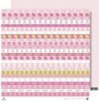 Rayher Scrapbookpaper Baby rosa