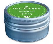 Efco Woodies Farbwelt Stempelkissen ø 35 mm grün