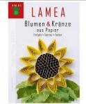 LAMEA Buch, Blumen & Kränze aus Papier, paperfrog