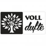 "Rayher Labels D: Lebensbaum, ""voll dufte"", 25x25mm, SB-Btl 2Stück"