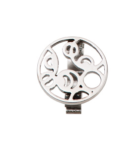 Rico CLIP KRINGEL D 13MM, NOTTING HILL CHARMS