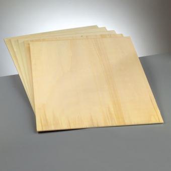 Efco Sperrholzplatte Pappel ~3,5 mm / A2 594 x 420 mm