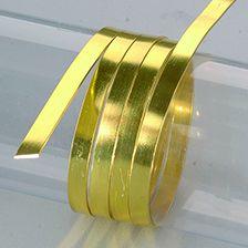 Efco Aludraht eloxiert flach 1 x 5 mm gelb