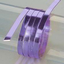 Efco Aludraht eloxiert flach 1 x 5 mm flieder