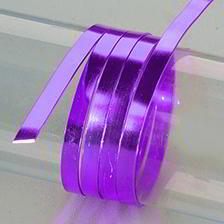Efco Aludraht eloxiert flach 1 x 5 mm violett