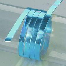 Efco Aludraht eloxiert flach 1 x 5 mm blau