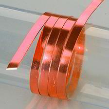 Efco Aludraht eloxiert flach 1 x 5 mm kupfer