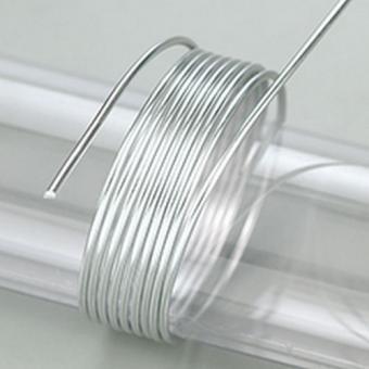 Efco Aludraht eloxiert ø 2 mm silber