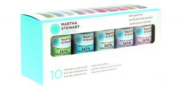 Efco MS Multi-Surface -Satin Set Acryl-Farbe Seidenmatt - Set