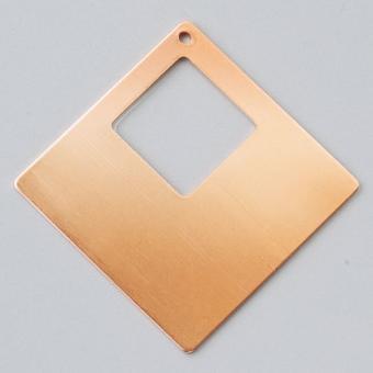 Efco Hänger Quadrat 1-Loch 55 x 55 mm