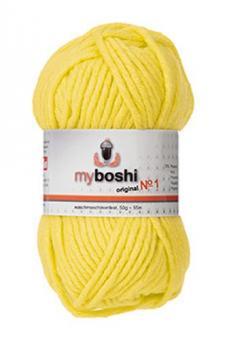 Myboshi original No. 1, löwenzahn Garn 50g