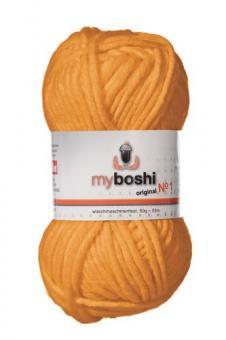 Myboshi original No. 1, aprikose Garn 50g