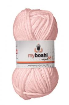 Myboshi original No. 1, magnolie Garn 50g