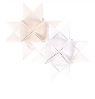 Rico Fröbelsterne Glamourmix XL Papierstreifen