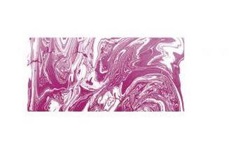Rayher Marble Paint, fuchsia, Marmorierfarbe, Glas 20ml