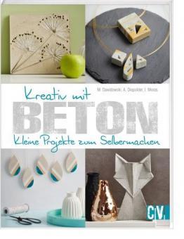 Buch Kreativ mit Beton