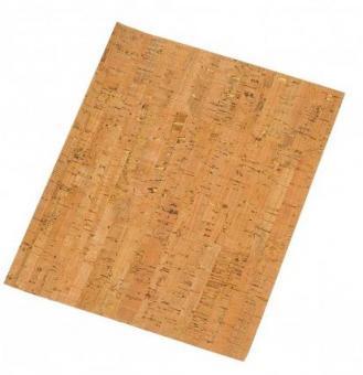 Korkpapier Bogen Stripes 20 x 25cm