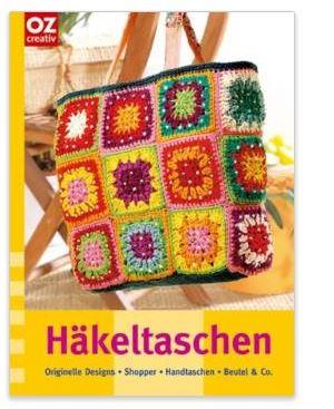 Buch Häkeltaschen Originelle Designs - Shopper - Hand.