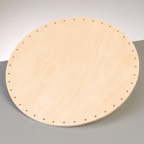 Efco Korbflechtboden rund MDF ø 22 cm / 4 mm
