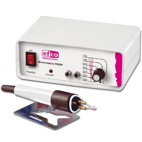 Efco Brennstation PROFI Brandmalerei, regelbar AC 230V 50Hz/