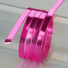 Efco Aludraht eloxiert flach 1 x 5 mm rosa