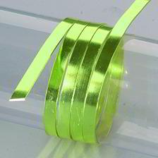 Efco Aludraht eloxiert flach 1 x 5 mm Limette