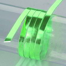 Efco Aludraht eloxiert flach 1 x 5 mm hellgrün