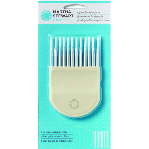Efco MS Zubehör Streifen Pinsel einstellbar Weiße Nylon-Haare