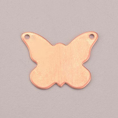 Efco Hänger Schmetterling, 2-Loch 25 x 20 mm