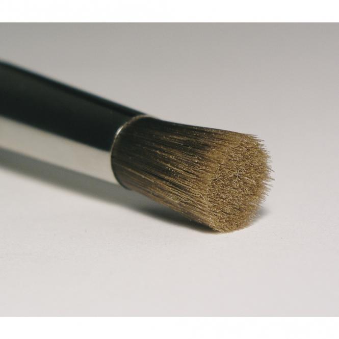 Rayher Schablonierpinsel, rund, Borsten 5 mm, SB-Btl. 1 Stück